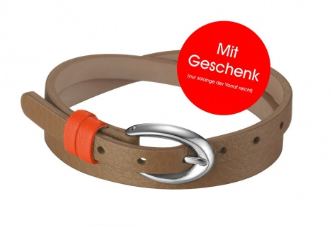 ESPRIT Leder Armband ESBR11336A380 Geschenk