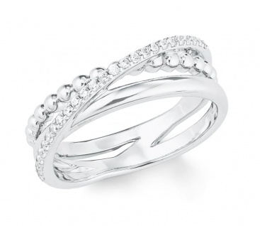 S.Oliver Silber Ring 2022744