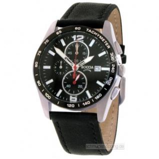 Boccia Titan Chronograph 3767-01