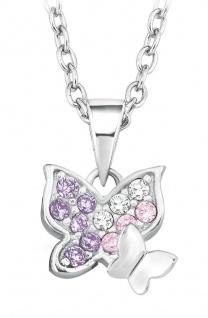 Prinzessin Lillifee Silberkette mit Schmetterling-Anhänger 2021103