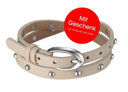ESPRIT Leder Armband ESBR11335D380 Geschenk