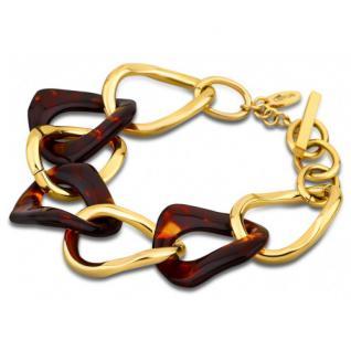 Lotus Style Armband Edelstahl Gold LS1605/2/2