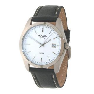 Boccia Herren Titan Uhr 3608-02