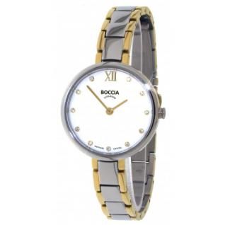 Boccia Damen Titan Uhr 3251-01