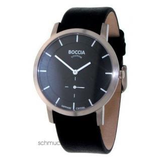 Boccia Herren Titan Uhr 3540-02