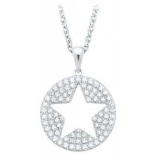 S.Oliver Silberkette mit Stern 2026091