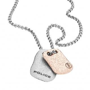 Police Kette Edelstahl Excavation PJ25560PSS01