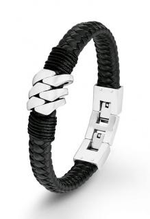 S.Oliver Herren Leder Armband SO1386/01