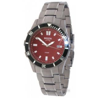 Boccia Herren Titan Uhr 3567-02