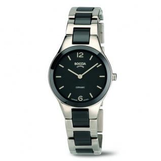 Boccia Damen Titan Uhr 3306-02