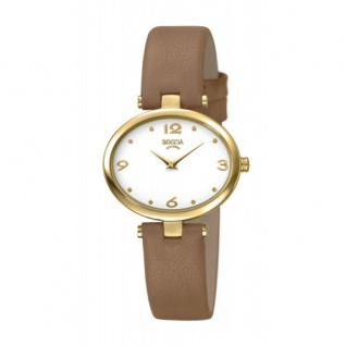 Boccia Damen Titan Uhr 3295-04