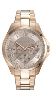 ESPRIT Damenuhr Rose Gold ES108442003