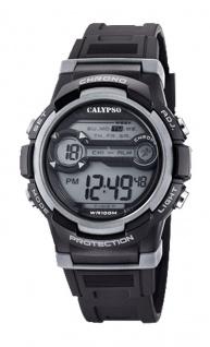 Calypso Kinder Armbanduhr schwarz K5808_4