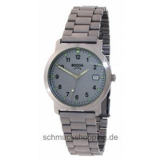 Boccia Herren Titan Uhr 3545-02