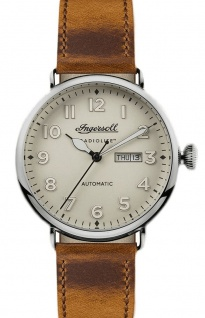 Ingersoll Herren Uhr Automatik THE TRENTON IO3404
