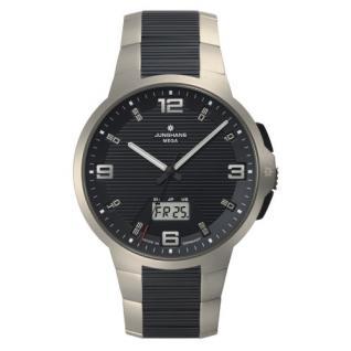 Junghans Herren Funk Uhr Voyager Mega MF 056/2305.44