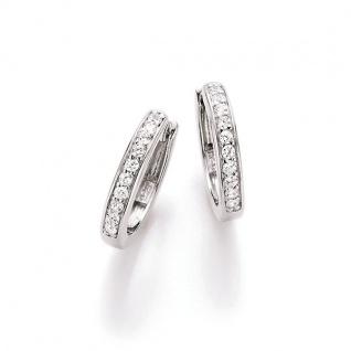 Creolen Silber Steine 94001093