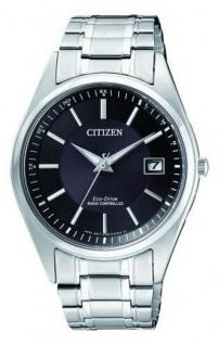 Citizen Herren Titanuhr EcoDrive Funk AS2050-87E