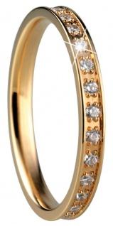 BERING Arctic Symphony Ringeinsatz Gold Steine