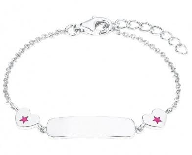 Prinzessin Lillifee Ident Armband Silber 2027224