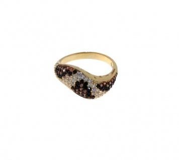 Vinczenza Ring vergoldet Leo 7087CG