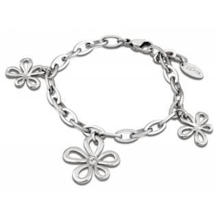 Lotus Style Armband Edelstahl Blume LS1535/2/1