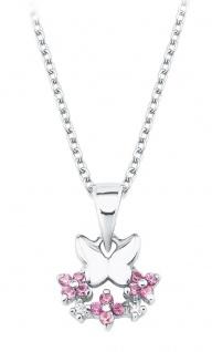 Prinzessin Lillifee Silberkette mit Schmetterling-Anhänger 2027888