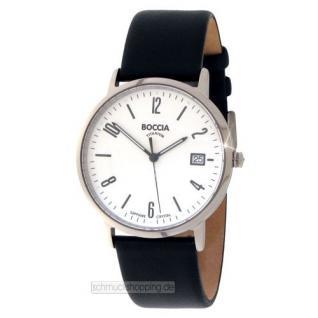 Boccia Herren Titan Uhr 3557-01