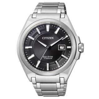Citizen Eco-Drive Herrenuhr Titanium BM6930-57E