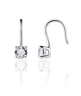 Ohrhänger 925/-Silber Zirkonia GISSER_E1022-5