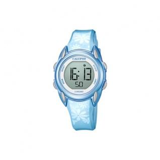 Calypso Armbanduhr Blumen K5735/7