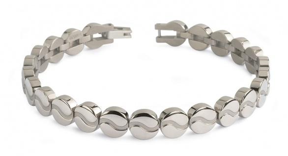 Boccia Titan Armband WAVE 03023-01