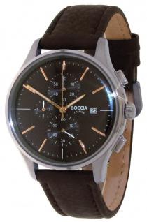 Boccia Titan Herren Chronograph 3756-02