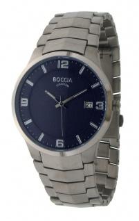 Boccia Herren Titan Uhr 3561-04