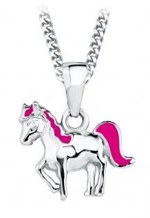 Prinzessin Lillifee Silberkette mit Pferdanhänger 2018177