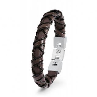 S.Oliver Herren Leder Armband 2022618