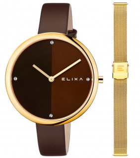 ELIXA Damenuhr Finesse E106-L614-K1 mit Wechsel-Armband