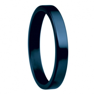 BERING Arctic Symphony Keramik Ring limited blau 554-70-1