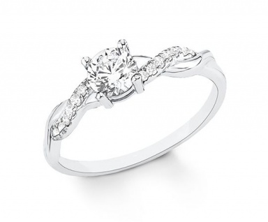 S.Oliver Silber Ring 2020859