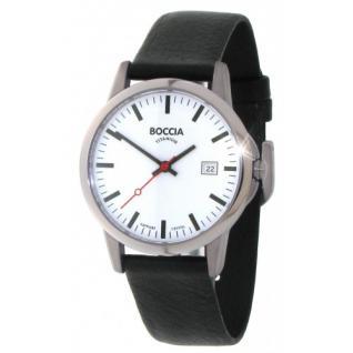 Boccia Herren Titan Uhr 604-18