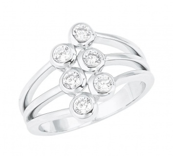 S.Oliver Silber Ring 2024239