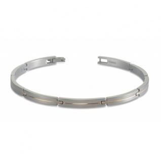 Boccia Titan Armband bicolor 03017-02