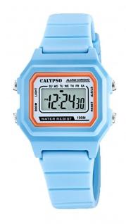 Calypso Armbanduhr hellblau K5802_2