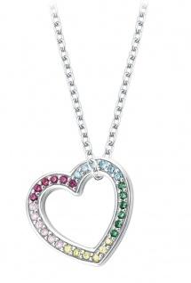 Prinzessin Lillifee Silberkette mit Herz-Anhänger 2027903
