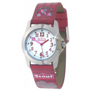 Scout Kinderuhr Sweeties Herz 280301023