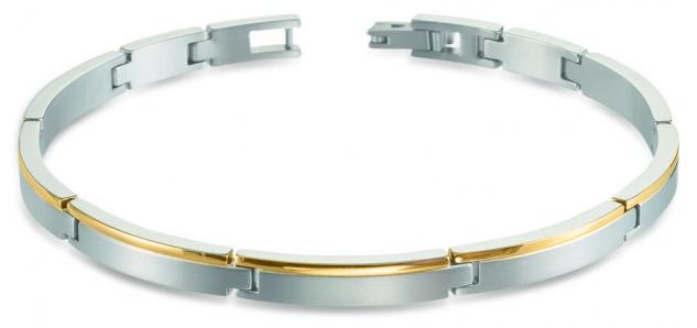 Boccia Titan Armband bicolor 03025-02