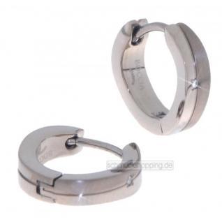 Boccia Titancreolen mit Diamant 0563-03