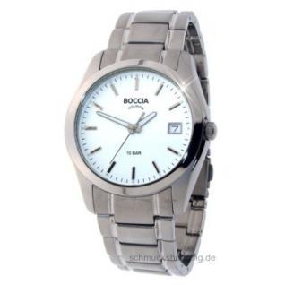 Boccia Herren Titan Uhr 3548-03