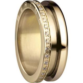 BERING Aussenring Medley Steine gold 599-3222