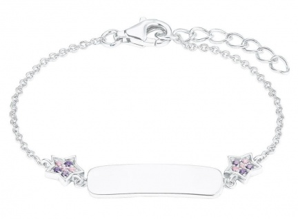 Prinzessin Lillifee Ident Armband Silber 2027217